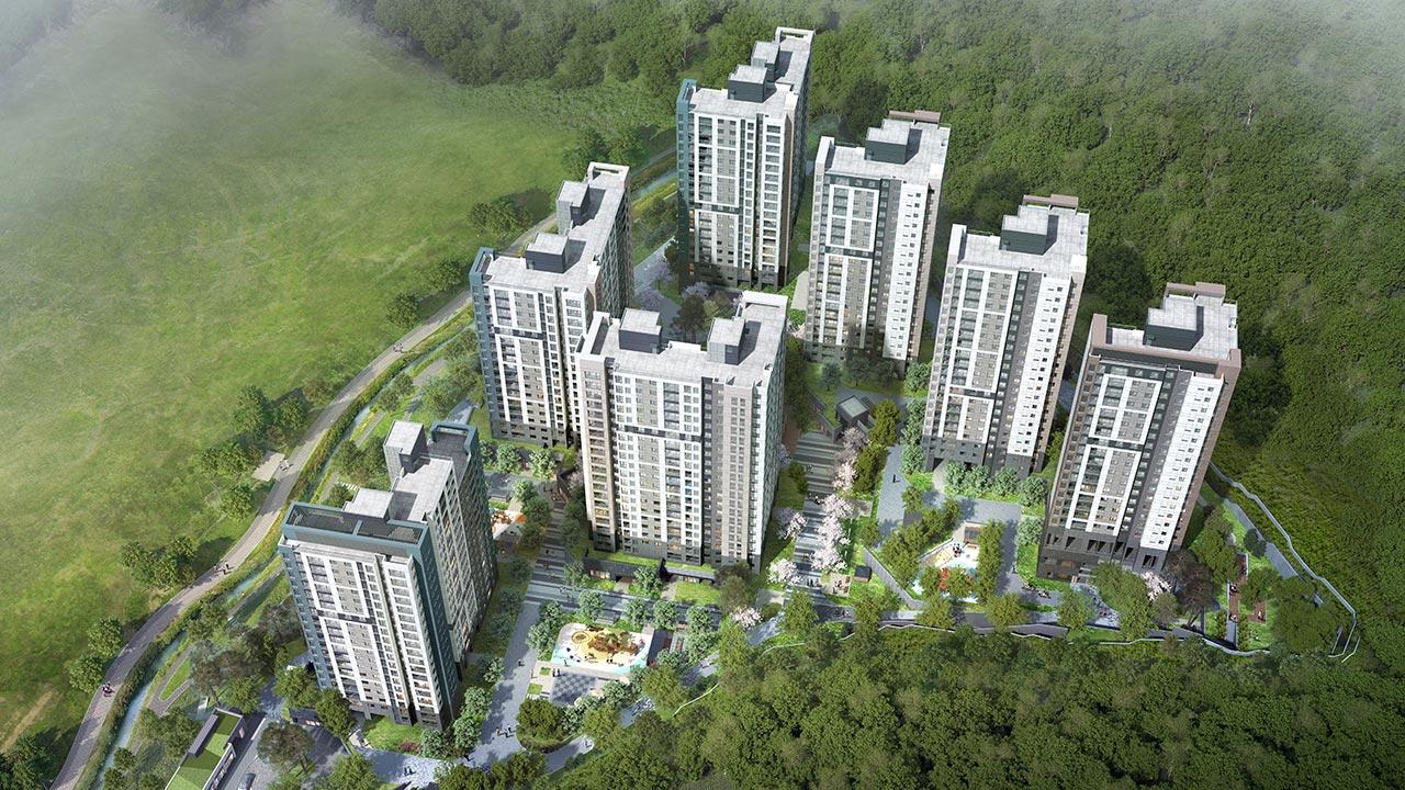 성남 판교대장 도시개발구역 A11BL 공동주택 신축공사