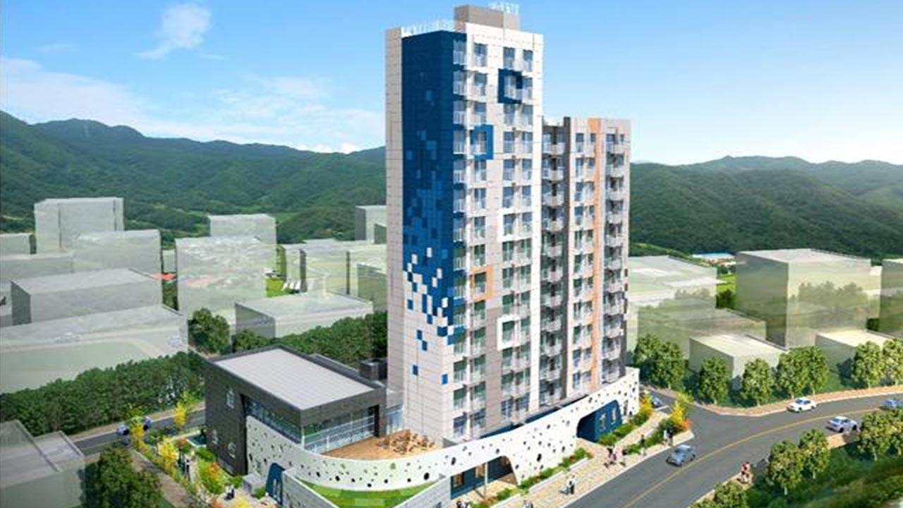 184 춘천우두 A-2BL(국민 492호) 및 화천신읍 공공실버주택 아파트 건설공사 통합3공구